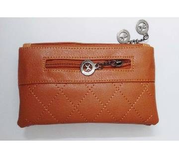 Artificial Leather Ladies Purse