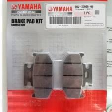 Yamaha R15 new rear pad