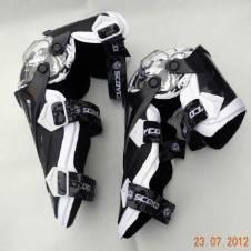 Scoyco K12 Motorcycle Knee Protector Motocross Racing Knees গার্ড প্যাডস