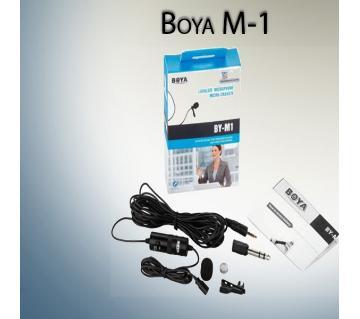 Boya m1 মাইক্রোফোন