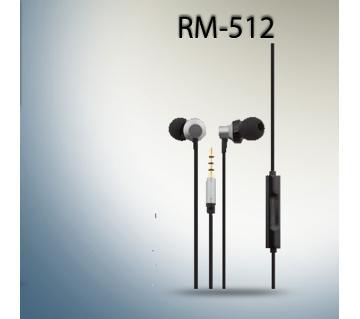 Remax 512 ইয়ারফোন