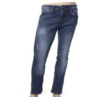 Gents Denim Scratched Jeans Pants