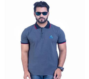 Half Sleeve Cotton Polo T-shirt for Men