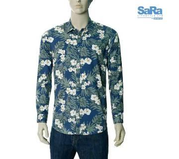 Mens long sleeve shirt (THCS126)