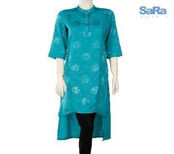 SaRa Ladies Ethnic  (NWEW35-Aquamarine)