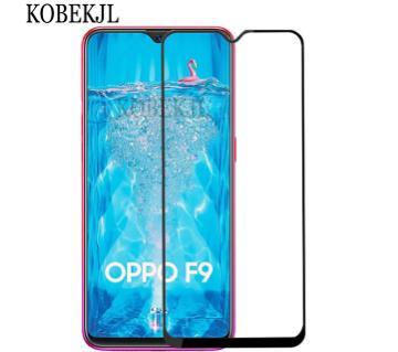 OPPO F9 full tempered glass