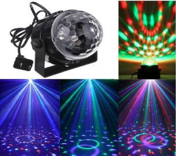 Mini RGB LED Magic Ball Effect Stage Lighting
