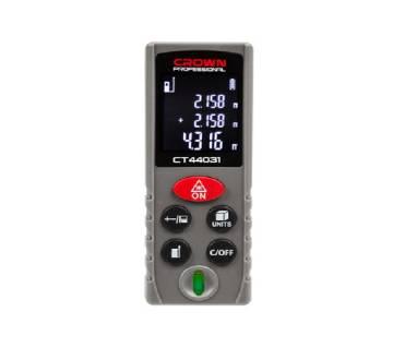 Crown Digital Laser Distance Measure Meter 100M / CT44031