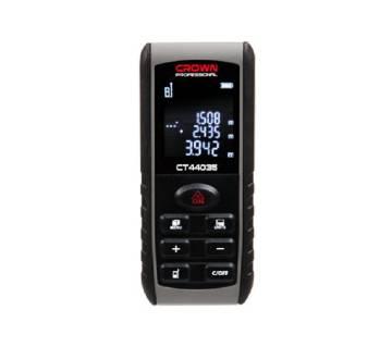 Crown Digital Laser Distance Measure Meter 100M / CT44035