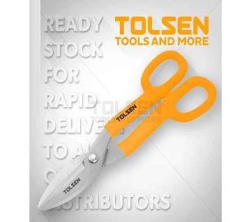 """Tolsen Tin Snip (12"""") For Cutting Steel Sheet 30037"""