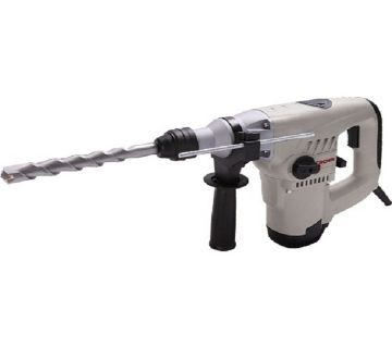Crown Rotary Hammer SDS-Plus 850W, 26mm, 3200bpm Flat and Pointed Chisels / CT18054