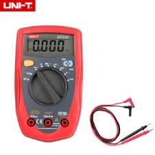 UNI-T UT33A হ্যান্ডহেল্ড এলসিডি ডিজিটাল মাল্টিমিটার