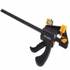 """Tolsen Tools Quick Ratchet Bar Clamp, 6"""" (150mm)"""