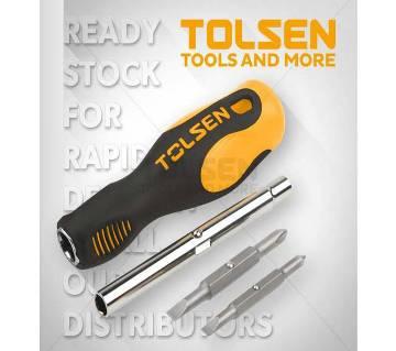 Tolsen 6 in 1 Screwdriver Set / 20043