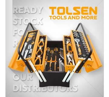 Tolsen 60 Pcs Tool Set