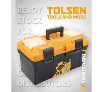 Tolsen Heavy Duty Plastic Tool Box