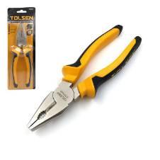 "TOLSEN Combination Pliers (8"") 10002 TPR Handle"