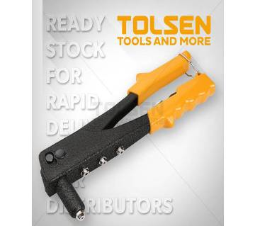 Tolsen Hand Riveter - Professional