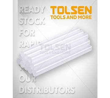 Tolsen 36 Pcs Hot melt Glue Strick set