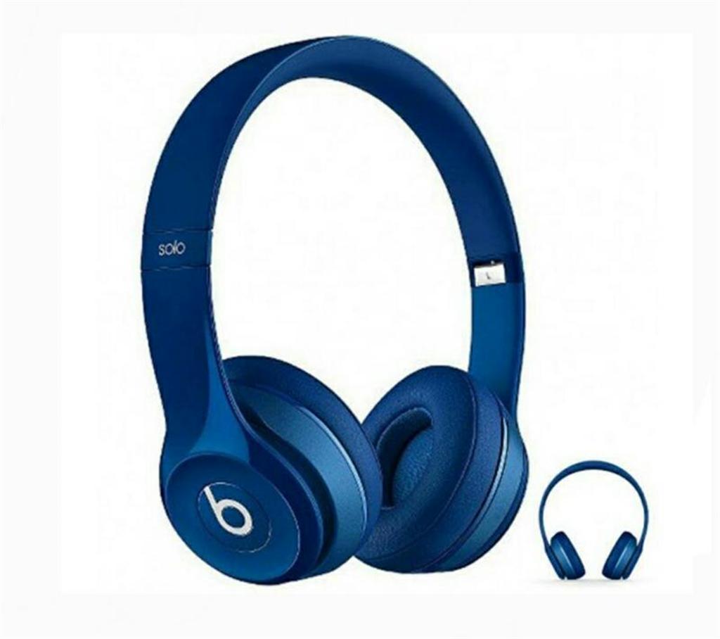 Beats Solo 2 ওয়্যারড হেডফোন (কপি) বাংলাদেশ - 849517