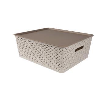 76506 Rattan Basket - Small