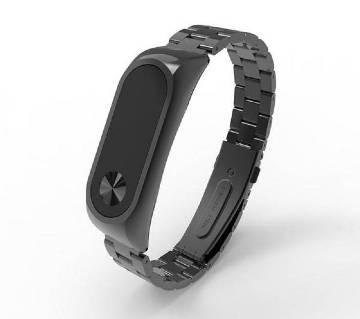 Mi Band 2 - Metal Wristband - Black