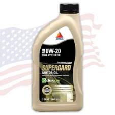 SAE OW-20 CITGO SuperGard API SN, 0.946ML