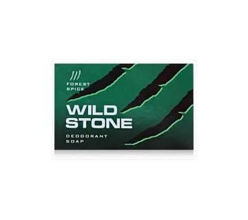 WILD STONE Deodorant Soap - Forest Spice - 125g