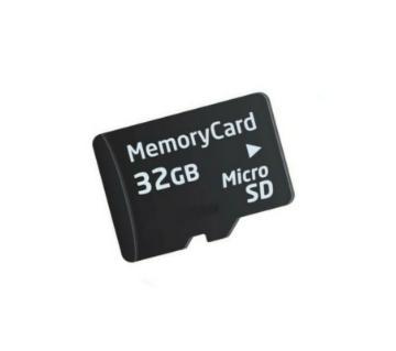 MicroSD Class 10 32 GB Memory Card