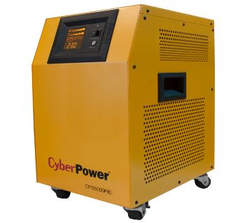 CyberPower Long Backup IPS/UPS/Inverter 5000VA 3500W 48V DC with Unlimited Battery Expansion Capability