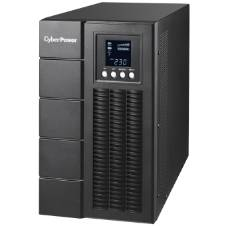 CyberPower Long Back up Online UPS 3000 VA 2700 Watts 72V DC with Double Conversion Topology, Especially for Data Center