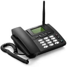 3125i GSM Corded Telephone - Black