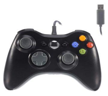 Xbox 360 Controller,USB Wired Controller Gamepad for Microsoft Xbox 360,PC Windowns,XP,Vista,Win7 - Black
