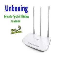 TP-Link TL-WR845N router