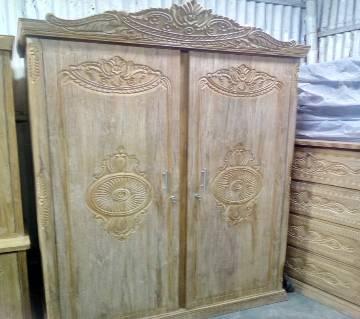 Original Chittagong Segon Wood Made nice Almira