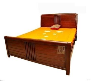 Malaysian MDF wood made nice Bed