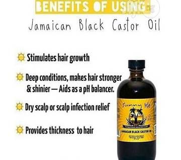 Sunny Isle Jamaican Black Castor Oil 4oz - Jamaica