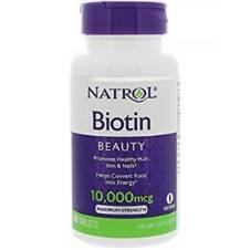 Natrol Biotin 10000 mcg (100 tablets)