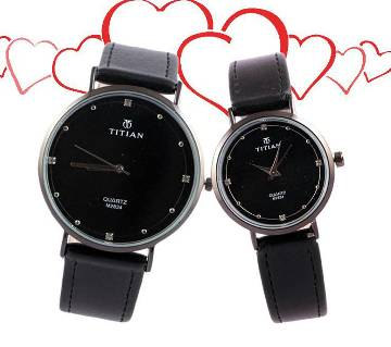 Couple Wrist Watch Combo Offer Total Or