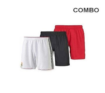 MENS SHORT PANT 3 PCS COMBO