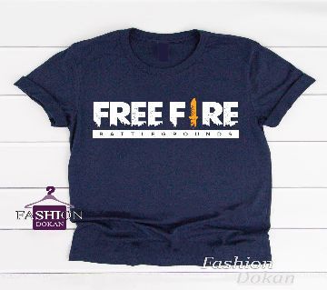 Free Fire Battleground Menz T shirt
