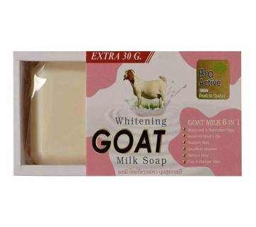 Goat milk Whitening Soap 75g - Thailand