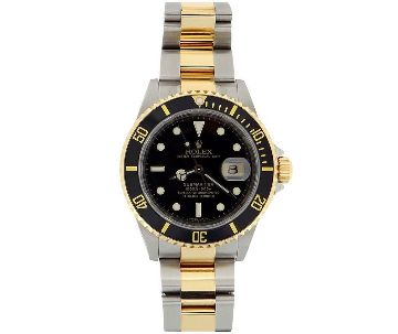 Rolex Gents watch (copy)