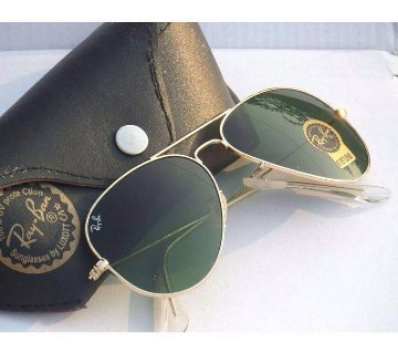 Ray Ban Aviator Sunglasses -Golden Frame (Copy)