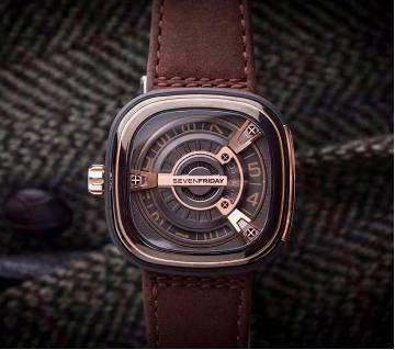 Seven Friday Mens Wrist Watch Copy