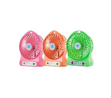 Portable Rechargeable Mini Usb Fan