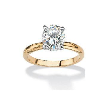 Stone Setting Finger Ring For Women