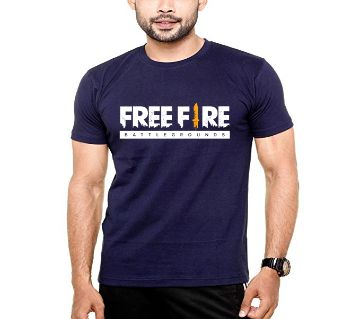 Free Fire Battleground T Shirt For Men