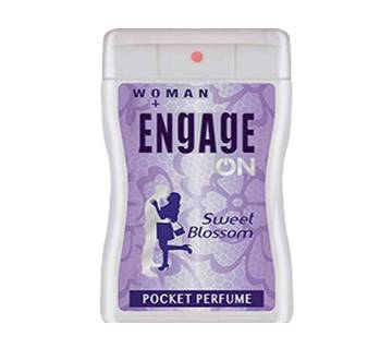 Engage on (Sweet Blossom) ladies body spray - 18 ML - India