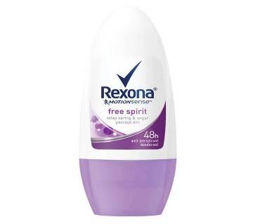 Rexona Women Free Spirit Deodorant Roll On